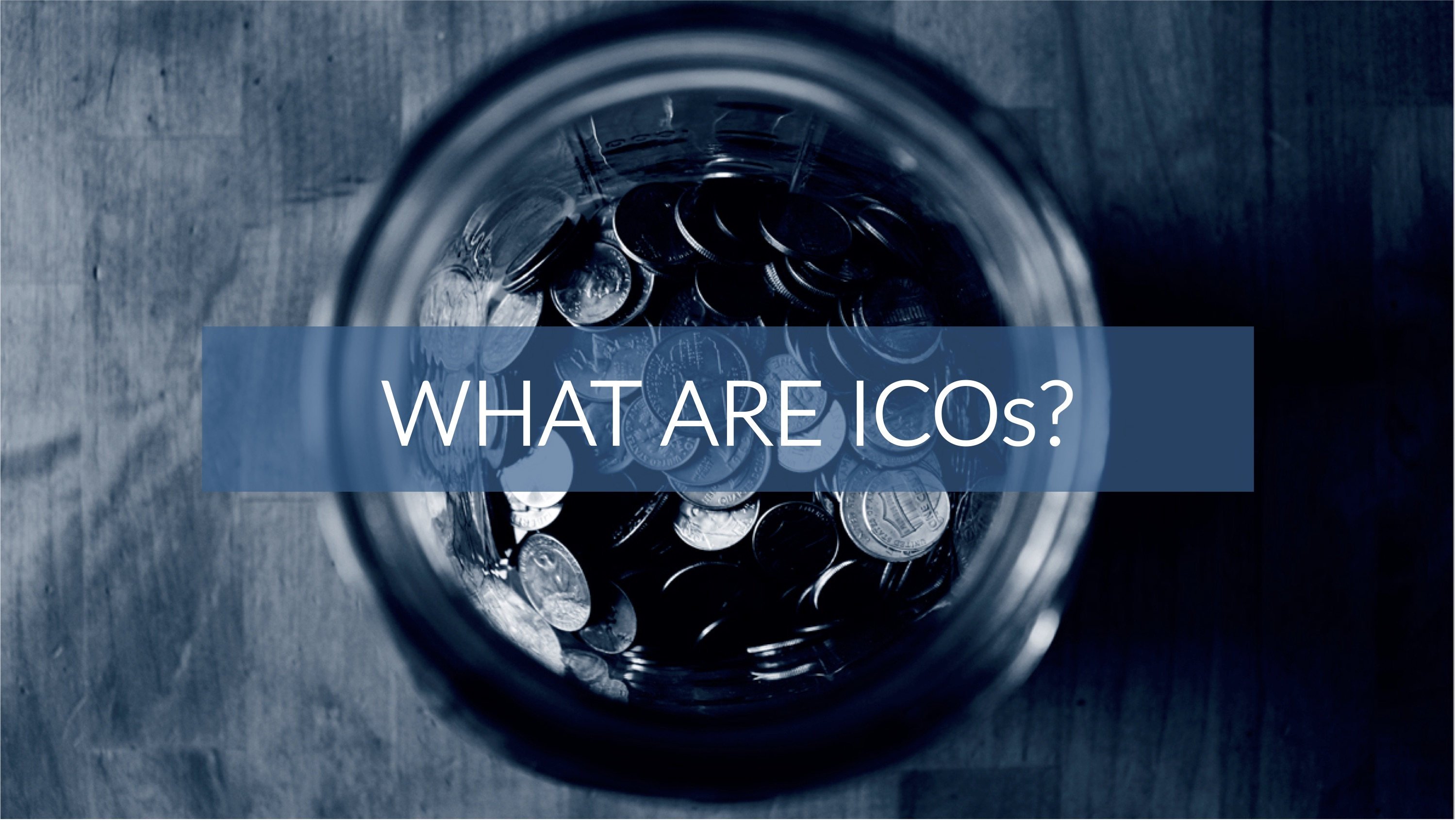 3iQ Research Group: What are ICOs? | 3iQ Corp.