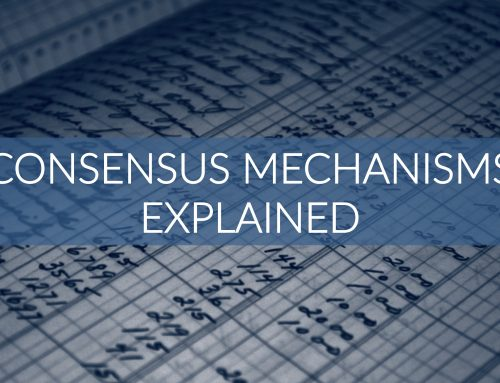 3iQ Research Group: Consensus Mechanisms Explained | 3iQ Corp.