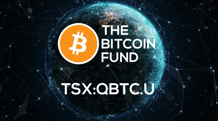 THE BITCOIN FUND ESTABLISHES AT-THE-MARKET EQUITY PROGRAM