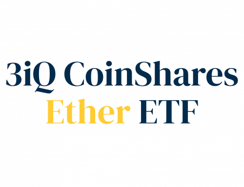 3iQ CoinShares Ether ETF Begins Trading on the TSX